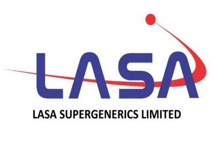 Lasa Supergenerics announces Robust PAT at Rs 22.80 Crs, up 521 percent YoY, with recommendation of dividend | Lasa Supergenerics announces Robust PAT at Rs 22.80 Crs, up 521 percent YoY, with recommendation of dividend