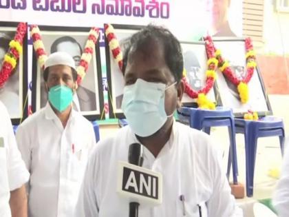 YSRCP, BJP destroying Andhra capital Amaravati: State Congress chief | YSRCP, BJP destroying Andhra capital Amaravati: State Congress chief