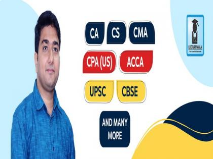 Lecturewala provides quality courses for CA, CS, CMA, and many more to students   Lecturewala provides quality courses for CA, CS, CMA, and many more to students