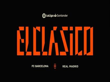LaLiga reveals new El Clasico brand identity | LaLiga reveals new El Clasico brand identity