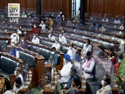 Monsoon Session: Lok Sabha adjourned till 2 pm | Monsoon Session: Lok Sabha adjourned till 2 pm