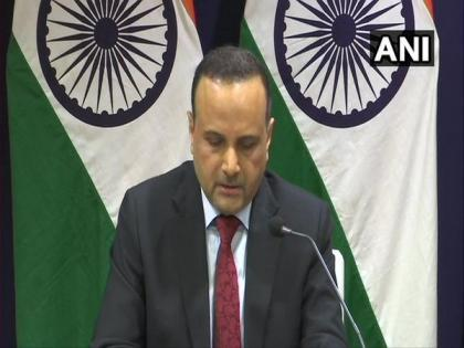 Govt will liaise with UK authorities for Nirav Modi's early extradition to India: MEA   Govt will liaise with UK authorities for Nirav Modi's early extradition to India: MEA