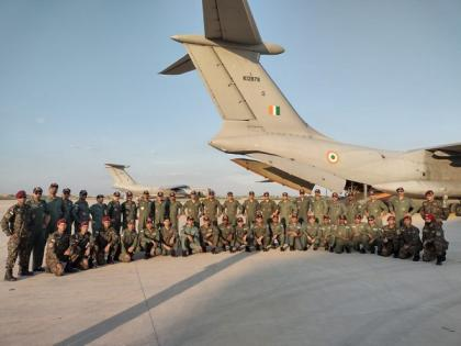 India participates in SCO 'Peaceful Mission' military exercise in Russia | India participates in SCO 'Peaceful Mission' military exercise in Russia