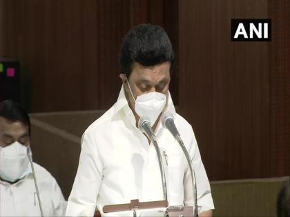 MK Stalin takes oath as MLA in Tamil Nadu Assembly   MK Stalin takes oath as MLA in Tamil Nadu Assembly