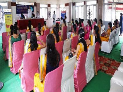 WISH organized a sensitization event at Sultanpur Majra in the North-West district of Delhi | WISH organized a sensitization event at Sultanpur Majra in the North-West district of Delhi
