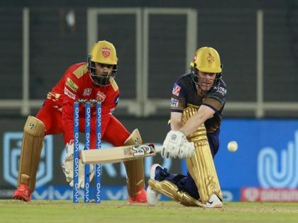 IPL 2021: Really impressive performance from our bowlers, says Morgan | IPL 2021: Really impressive performance from our bowlers, says Morgan