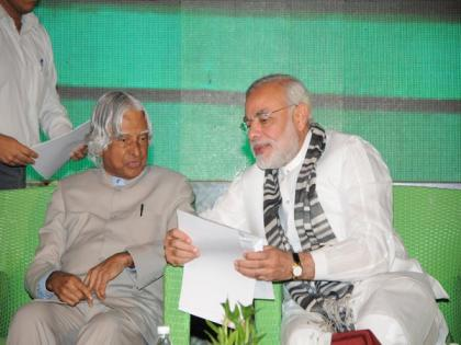 APJ Abdul Kalam will always remain a source of inspiration for countrymen: PM Modi on his birth anniversary   APJ Abdul Kalam will always remain a source of inspiration for countrymen: PM Modi on his birth anniversary