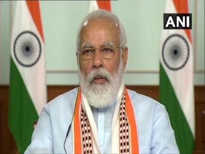PM Modi extends greetings on Hindi Diwas | PM Modi extends greetings on Hindi Diwas
