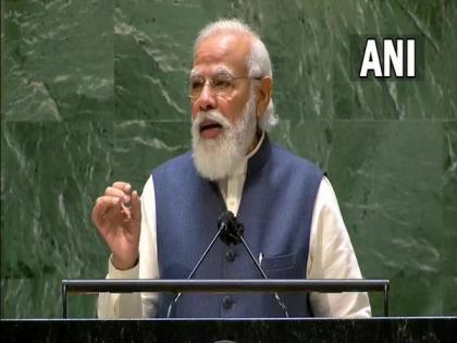 UNGA: PM Modi calls on international community to strengthen rule-based world order | UNGA: PM Modi calls on international community to strengthen rule-based world order
