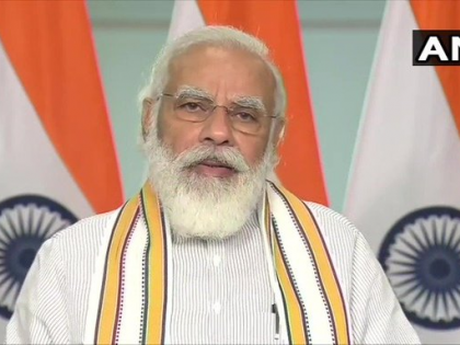 COVID-19: PM Modi holds meeting with Empowered Groups, insurance scheme for frontline health workers extended for 6 months   COVID-19: PM Modi holds meeting with Empowered Groups, insurance scheme for frontline health workers extended for 6 months