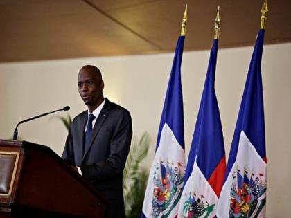 President of Haitian Senate says his swearing-in as interim leader postponed   President of Haitian Senate says his swearing-in as interim leader postponed