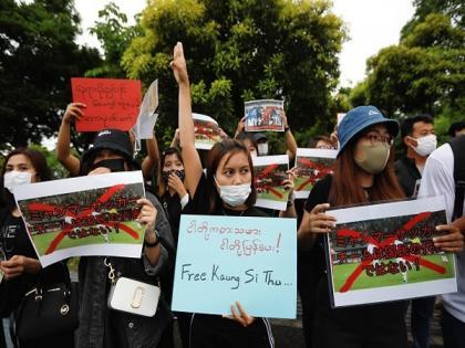 Myanmar junta escalating media crackdown, alleges rights group   Myanmar junta escalating media crackdown, alleges rights group