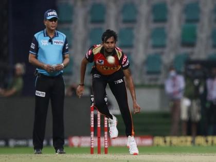IPL 2021: Unfortunately have to undergo knee surgery, wish SRH the best, says Natarajan | IPL 2021: Unfortunately have to undergo knee surgery, wish SRH the best, says Natarajan