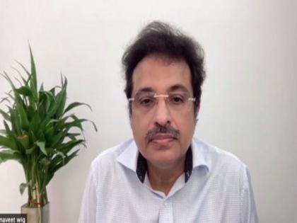 Global strategy will support the country in overcoming COVID 19: Dr Naveet Wig | Global strategy will support the country in overcoming COVID 19: Dr Naveet Wig