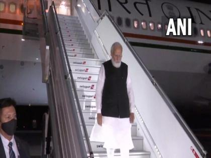 PM Modi arrives in New York for final leg of US visit   PM Modi arrives in New York for final leg of US visit
