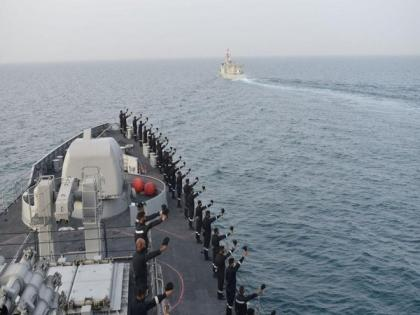Operation Sankalp: Indian Navy undertakes Passage Exercise (PASSEX) with Royal Bahrain Naval Force   Operation Sankalp: Indian Navy undertakes Passage Exercise (PASSEX) with Royal Bahrain Naval Force