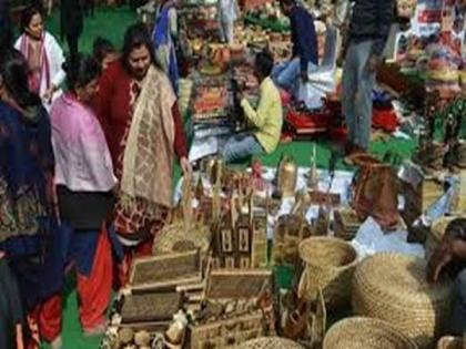 """More than 29 lakh people visited """"Hunar Haat"""", organised in Lucknow 