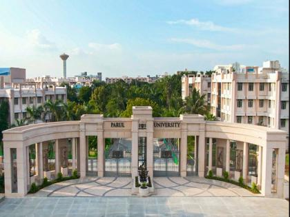 Parul University's efforts to Create a COVID-proof campus and a COVID-Free India | Parul University's efforts to Create a COVID-proof campus and a COVID-Free India