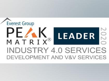 Everest Group recognizes L&T Technology Services as 'Leader' for its industry 4.0 offerings | Everest Group recognizes L&T Technology Services as 'Leader' for its industry 4.0 offerings
