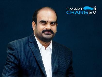 Hyderabad based start-up SmartChargEV to connect Kashmir to Kanyakumari with EV Charging infra along all highways by 2023   Hyderabad based start-up SmartChargEV to connect Kashmir to Kanyakumari with EV Charging infra along all highways by 2023