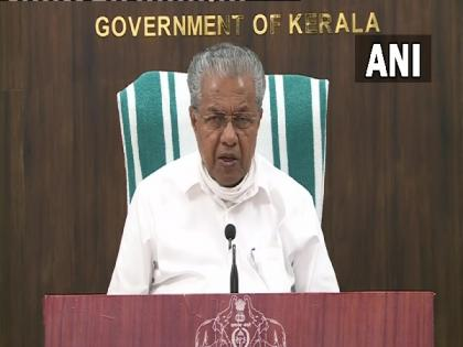 Congress leaders joining CPI(M) a healthy sign, says Kerala CM   Congress leaders joining CPI(M) a healthy sign, says Kerala CM