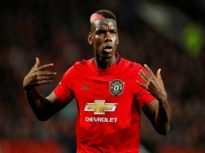 Pogba admits being Arsenal fan while growing up   Pogba admits being Arsenal fan while growing up