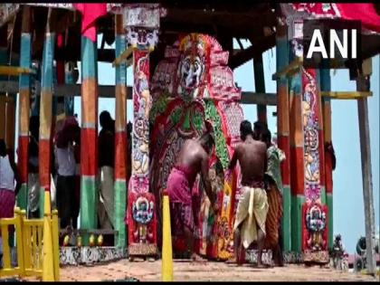 Rath Yatra 2021: No participation of devotees, only Covid-19 negative servitors to pull chariots   Rath Yatra 2021: No participation of devotees, only Covid-19 negative servitors to pull chariots