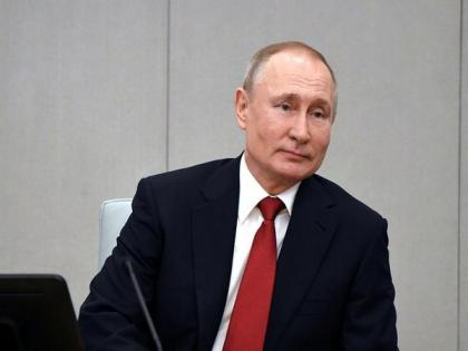 Russian President orders to create special fire squadron in Russia   Russian President orders to create special fire squadron in Russia