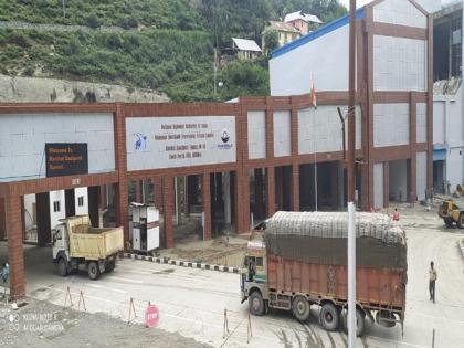 J-K: Construction of 8.5 Km Qazigund-Banihal completed, open for trial | J-K: Construction of 8.5 Km Qazigund-Banihal completed, open for trial