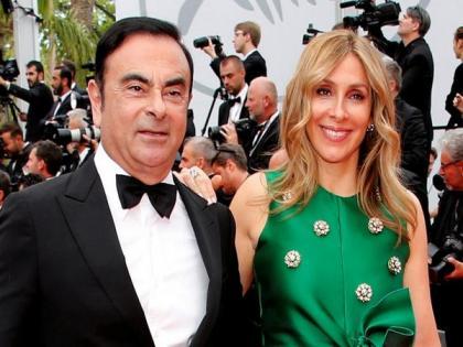 Tokyo prosecutors obtain arrest warrant for Ghosn's wife | Tokyo prosecutors obtain arrest warrant for Ghosn's wife