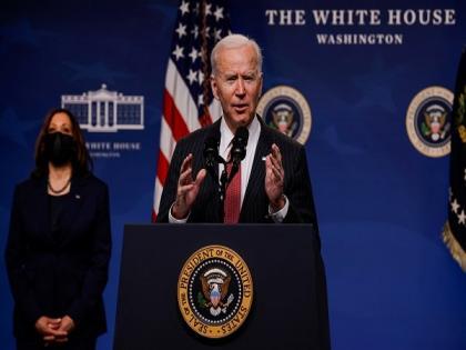 Biden imposes sanctions on Myanmar military leaders behind coup   Biden imposes sanctions on Myanmar military leaders behind coup