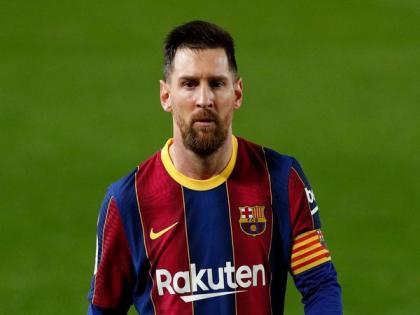 Barcelona coach Ronald Koeman believes Messi favourite to win Ballon d'Or | Barcelona coach Ronald Koeman believes Messi favourite to win Ballon d'Or