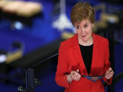 Scotland leader vows to again pursue independence after strong show in UK polls | Scotland leader vows to again pursue independence after strong show in UK polls
