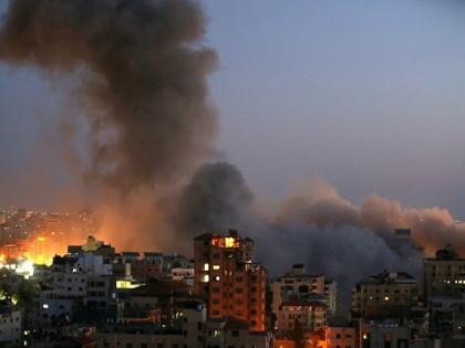 At least 65 killed in Gaza, 7 in Israel as clashes intensify | At least 65 killed in Gaza, 7 in Israel as clashes intensify