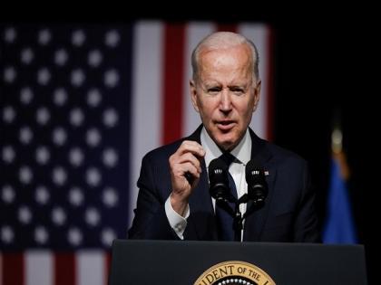 Biden agrees to USD 1.2 trillion bipartisan infrastructure deal   Biden agrees to USD 1.2 trillion bipartisan infrastructure deal