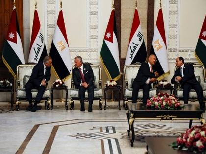 US welcomes visit of Jordanian, Egyptian leaders to Iraq   US welcomes visit of Jordanian, Egyptian leaders to Iraq