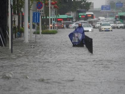 25 killed, 7 missing as heavy downpour hits China's Henan | 25 killed, 7 missing as heavy downpour hits China's Henan