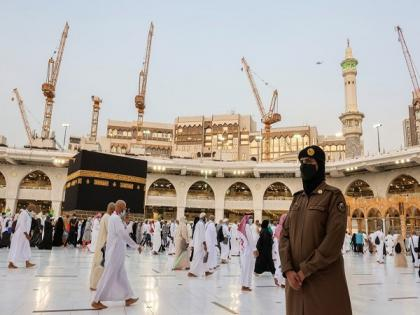 In a first, Saudi female officers allowed to guard Islam's holiest sites | In a first, Saudi female officers allowed to guard Islam's holiest sites