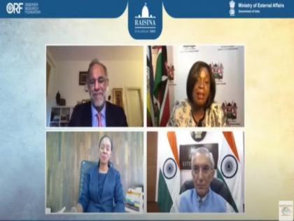 Raisina Dialogue 2021: Kenyan top diplomat acknowledges India as a strong partner | Raisina Dialogue 2021: Kenyan top diplomat acknowledges India as a strong partner