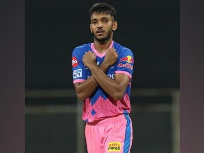 'Massive surprise': Chetan Sakariya on his maiden India call-up | 'Massive surprise': Chetan Sakariya on his maiden India call-up
