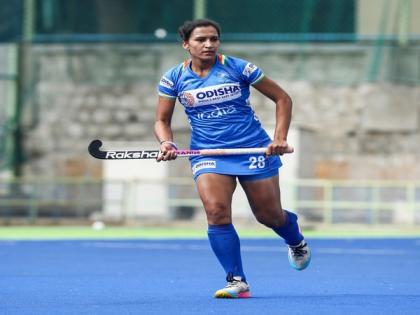 Covid-19: Rani Rampal and six other women's hockey team members test positive | Covid-19: Rani Rampal and six other women's hockey team members test positive