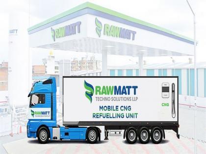 In collaboration with Tomasetto Achille, Rawmatt Industries starts converting diesel engine tractors into CNG | In collaboration with Tomasetto Achille, Rawmatt Industries starts converting diesel engine tractors into CNG