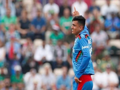 IPL 2021: Afghanistan spinner Mujeeb yet to get entry visa to join SRH in Dubai | IPL 2021: Afghanistan spinner Mujeeb yet to get entry visa to join SRH in Dubai