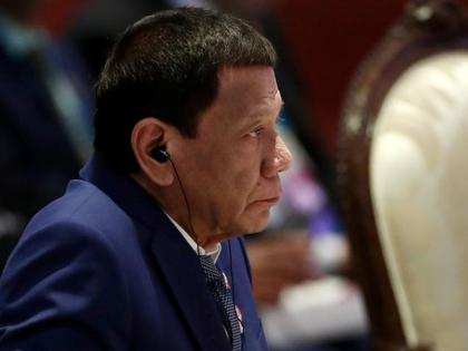 Philippines President Duterte urged to end 'policy of subservience' towards China | Philippines President Duterte urged to end 'policy of subservience' towards China