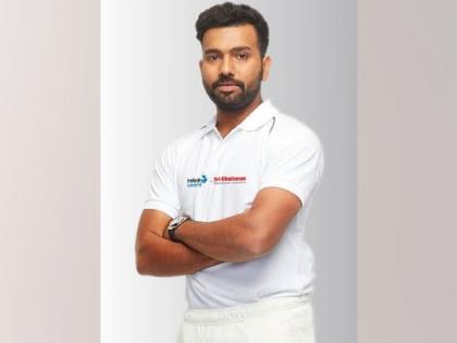 Infinity learn by Chaitanya ropes in stylish opener Rohit Sharma as its brand ambassador | Infinity learn by Chaitanya ropes in stylish opener Rohit Sharma as its brand ambassador