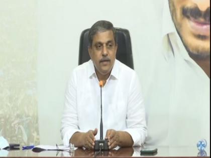 Chandrababu Naidu's letters to DGP are misleading: YSRCP's Sajjala Ramakrishna Reddy   Chandrababu Naidu's letters to DGP are misleading: YSRCP's Sajjala Ramakrishna Reddy