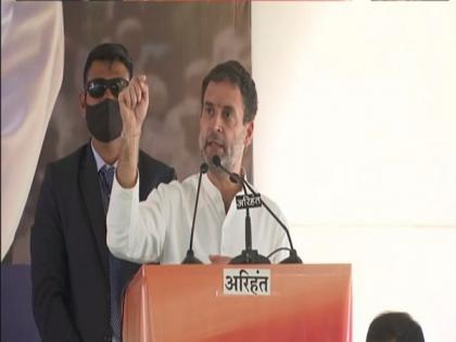 PM Modi brought farm laws to handover agri sectors to top industrialist: Rahul Gandhi | PM Modi brought farm laws to handover agri sectors to top industrialist: Rahul Gandhi