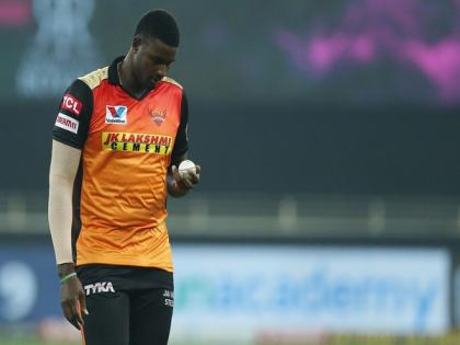IPL 2021: SRH all-rounder Holder urges people of India to battle COVID-19 together   IPL 2021: SRH all-rounder Holder urges people of India to battle COVID-19 together