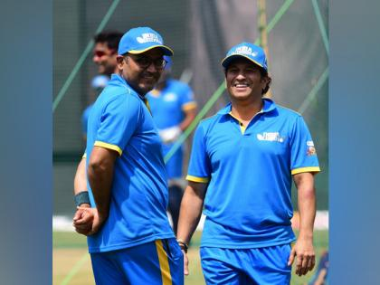 Road Safety World Series: India Legends aim to seal semi-final spot   Road Safety World Series: India Legends aim to seal semi-final spot