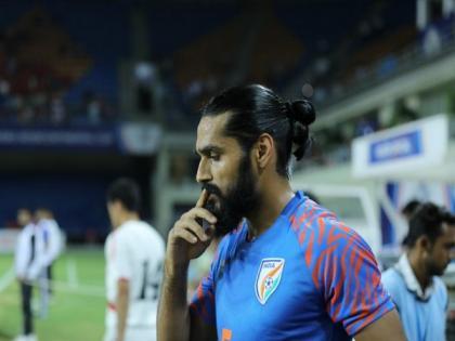 Sandesh Jhingan named AIFF Men's Footballer of the Year   Sandesh Jhingan named AIFF Men's Footballer of the Year